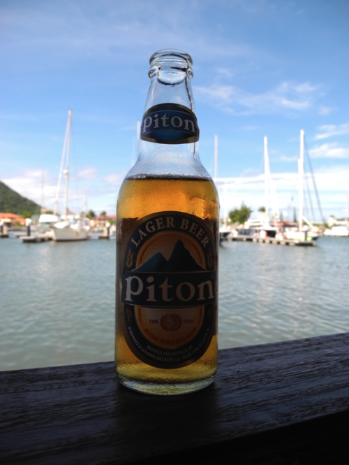 st-lucia-drink-beer-piton-davidsbeenhere
