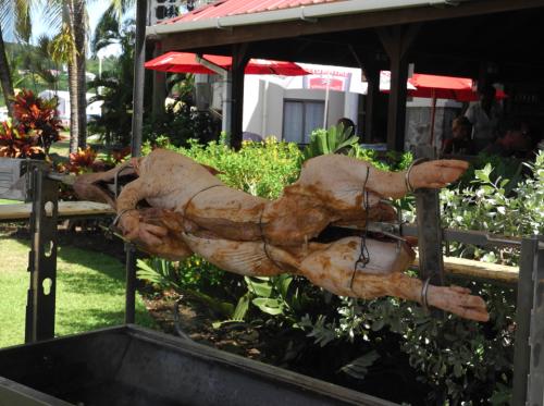 st-lucia-food-roasted-pig-rodney-bay-davidsbeenhere