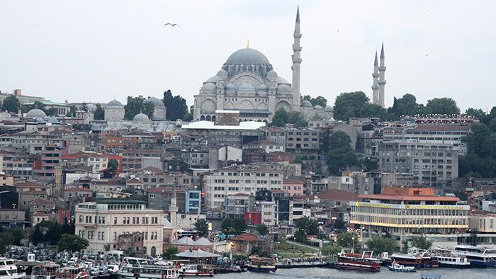 Hagia_Sofia_Blue_Mosque_Istanbul_Turkey