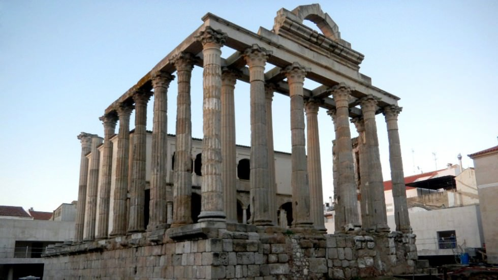 Temple of Diana