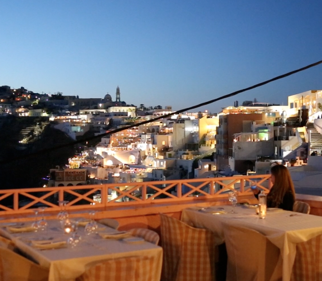 VIDEO: Creative Mediterranean Dining at Koukoumavlos ...