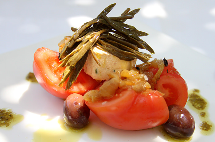 Salad_Lindos_classic and traditional greek dishes