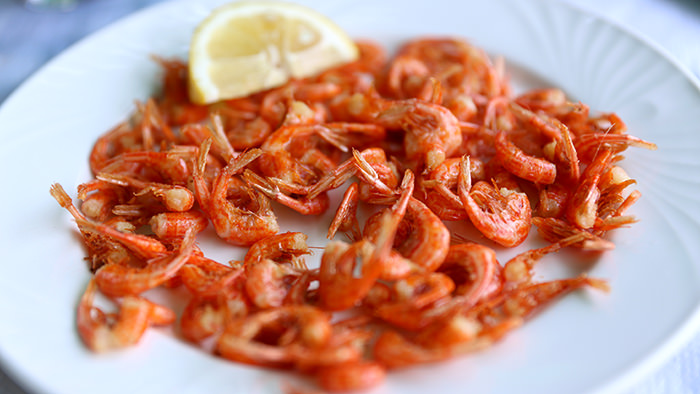 Symi Shrimp_classic and traditional greek dishes