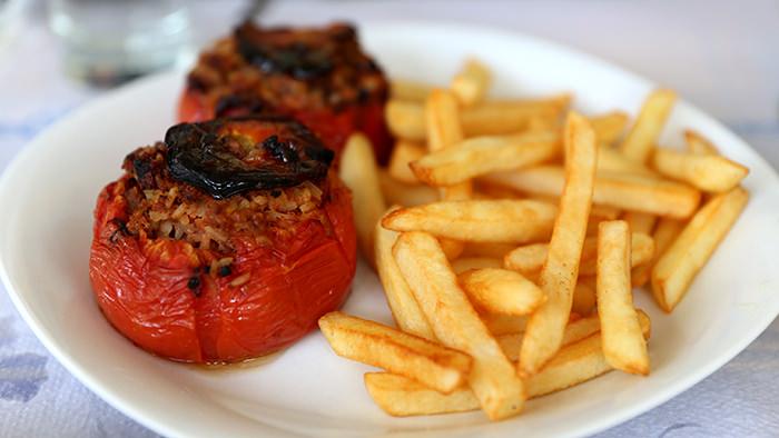 Yemitsa_classic and traditional greek dishes