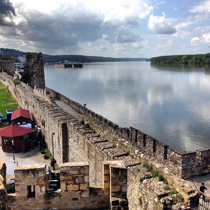 Danube_Smederevo_Fortress_Serbia
