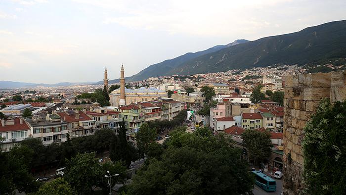 Bursa_Turkey_Ottoman_Skyline