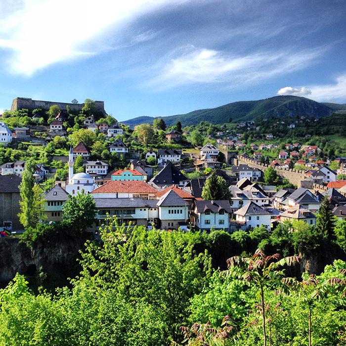 Jajce_Bosnia_Herzegovina