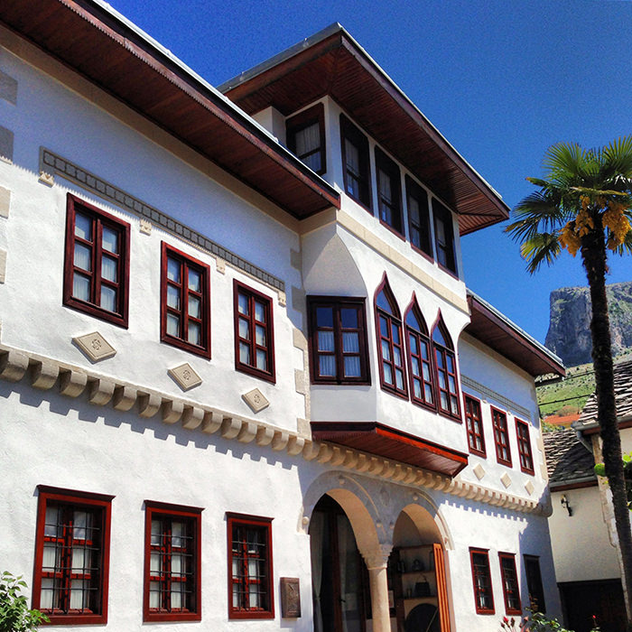 Turkish_House_Kajtaz_Mostar_Serbia