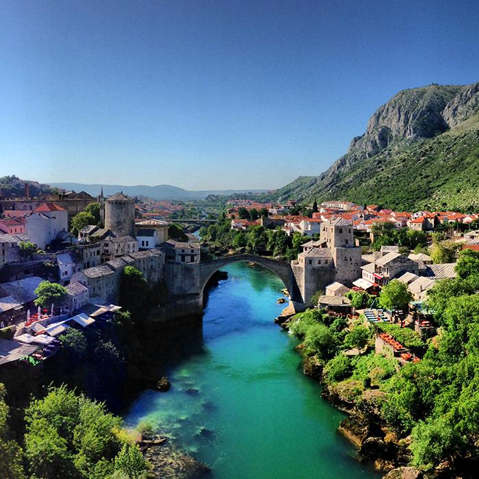 Birds_Eye_View_Mostar_Bosnia_Herzegovina_Stari_Most