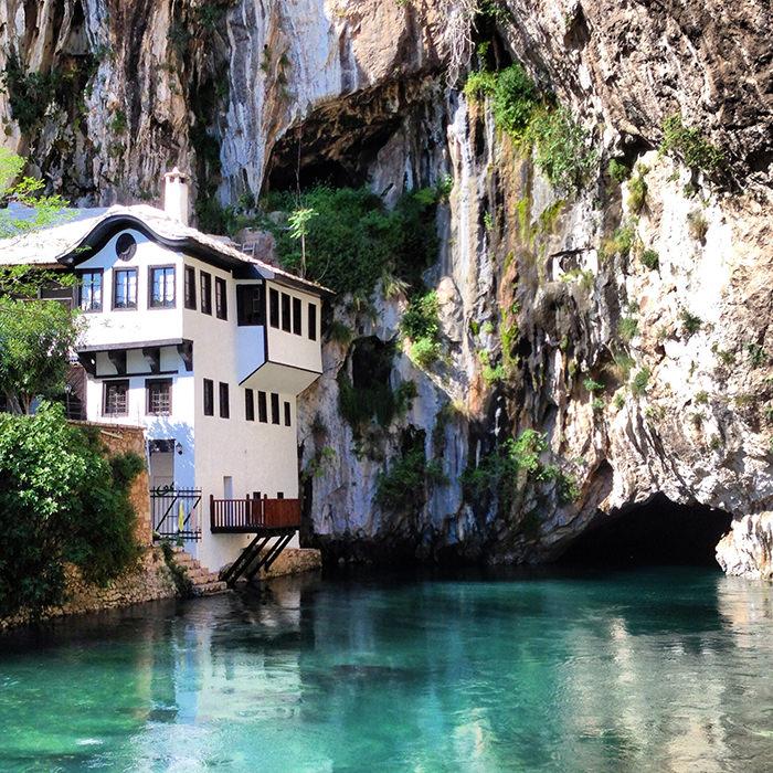 Dervish_House_Blagaj_Mostar_Bosnia_Herzegovina