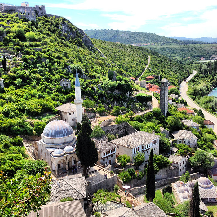 Pocitelj_Medieval_Town_Bosnia_Herzegovina