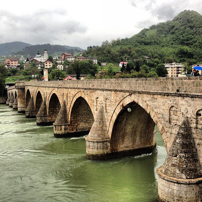 Visegrad_Bosnia_Ottoman_Bridge_Herzegovina