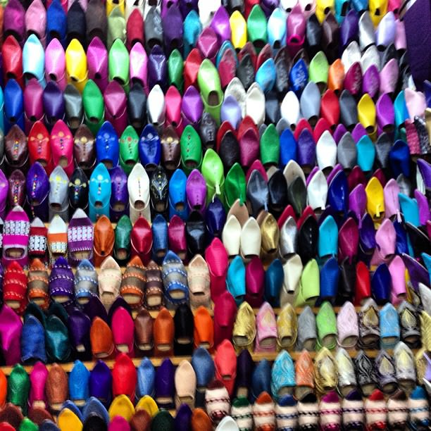 Tangier_Morocco_Africa_Market