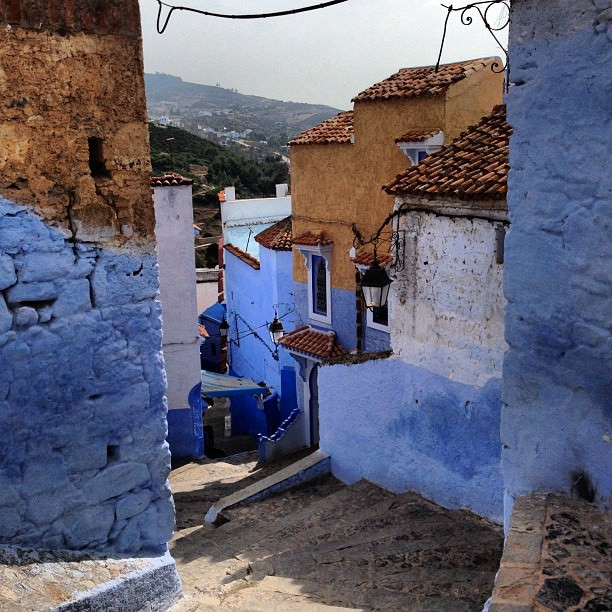 Chefchaouen_Morocco_Africa