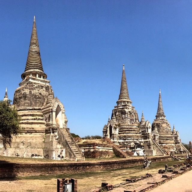Ayutthaya_Thailand_Temples