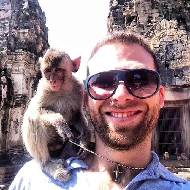 Lopburi_Thailand_Monkey