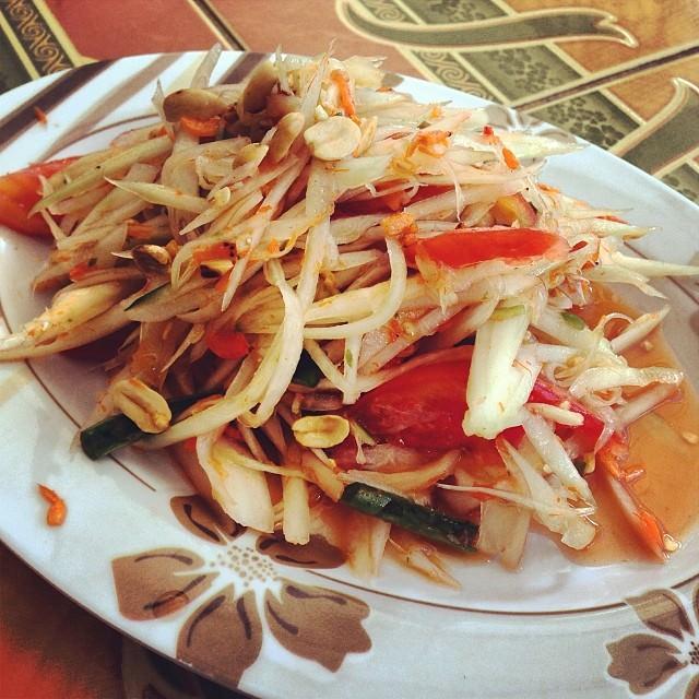Chiang_Mai_Thailand_Papaya_Salad