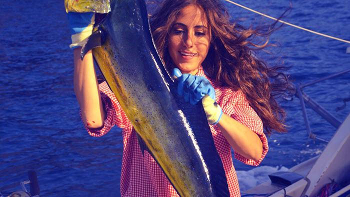 Courtney Scott Kauai Deep Sea Fishing