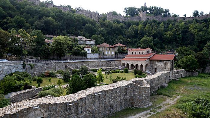Holy 40 Martyrs Church_Veliko_Tarnovo_Bulgaria