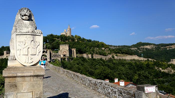 Tsaravets Fortress_Veliko_Tarnovo_Bulgaria