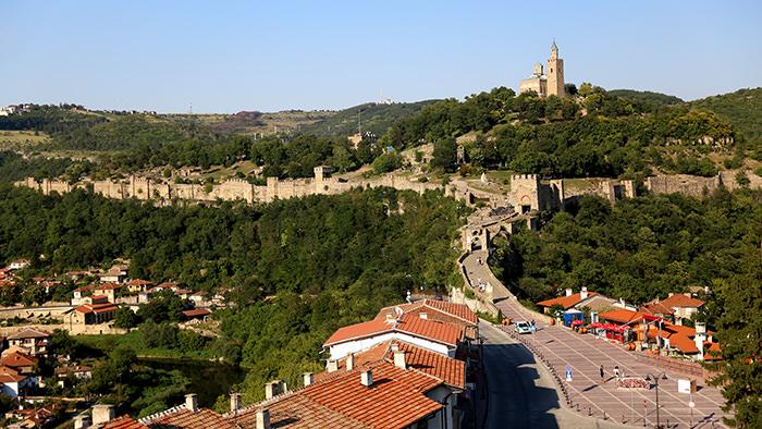 Tsaravets Fortress_Veliko_Tarnovo_Bulgaria1