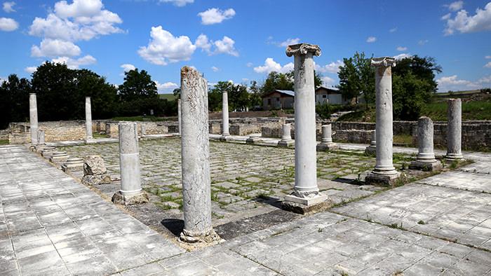 Abritus_Bulgaria_Roman_Balkans_Europe_Davidsbeenhere