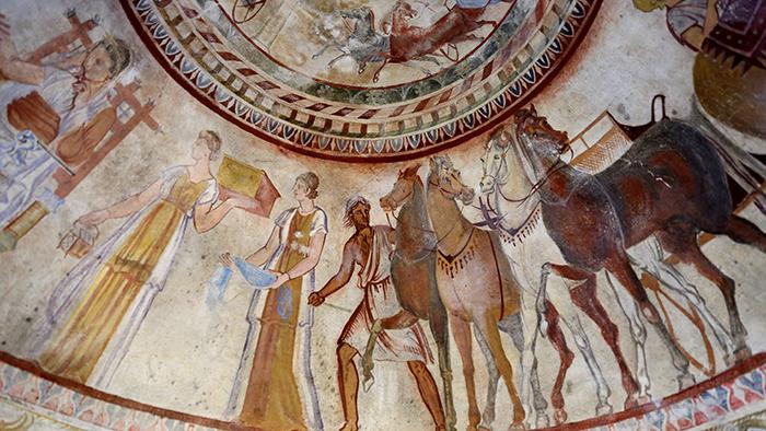 Kazanlak_Thracian_Tomb_Bulgaria_Balkans_Europe_Davidsbeenhere
