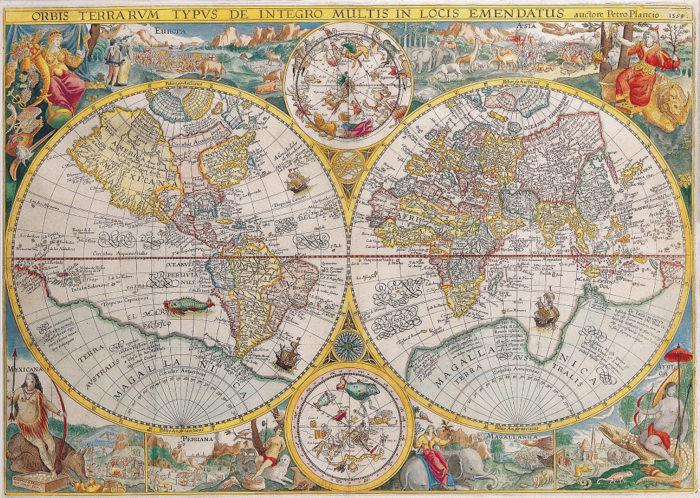 world-map-davidsbeenhere
