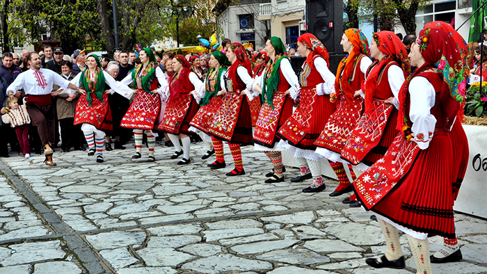 2. 1000 Bulgarian costumes in one place_Europe_Davidsbeenhere, Photo credit - www.destinationrazlog.com
