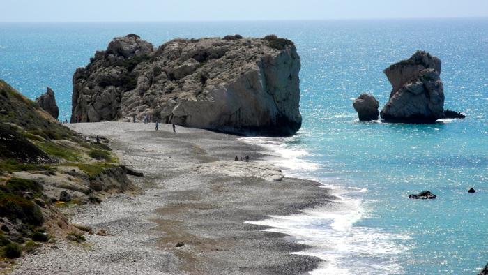 rock-of-aphrodite-paphos-cyprus-davidsbeenhere
