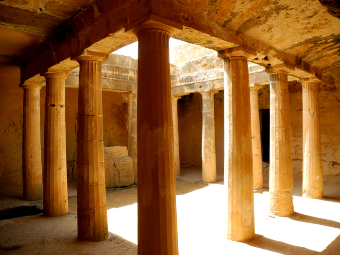 tomb-of-the-kings-paphos-cyprus-davidsbeenhere