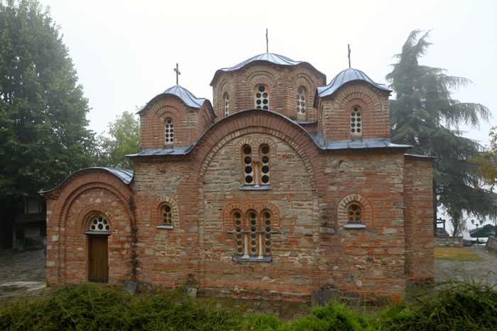 Church of Saint exterior-Panteleimon-skopje-macedonia-davidsbeenhere