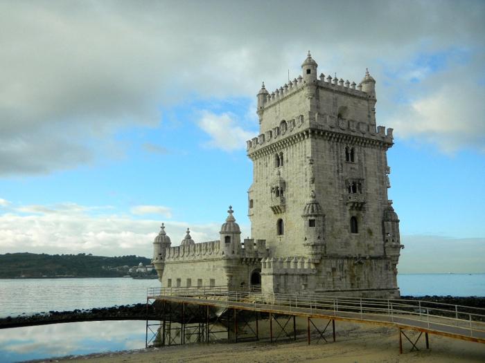 belem-tower-lisbon-portugal-davidsbeenhere