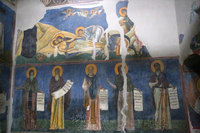 frescoes-Church of Saint Panteleimon-skopje-macedonia-davidsbeenhere