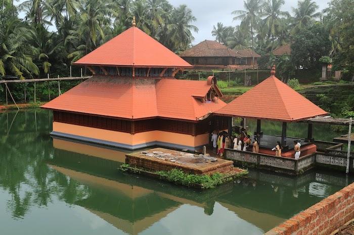 Ananthapura-lake temple-india