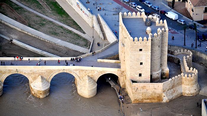 Calahorra Tower_Cordoba_Andalusia_Spain_Davidsbeenhere
