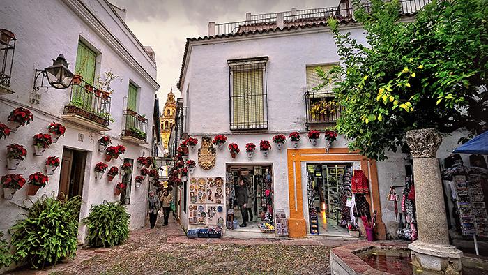 Calleja de las Flores_Cordoba_Andalusia_Spain_Davidsbeenhere