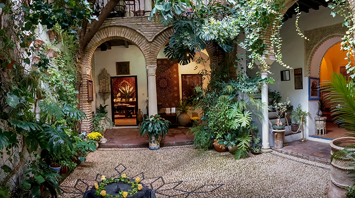Casa Andalusi - Cordoba- Palacio - Trabajo Cordoba Incoming - Reportaje