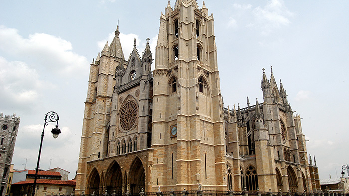León Cathedral_Spain_Davidsbeenhere