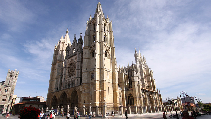 León Cathedral_Spain_Davidsbeenhere3