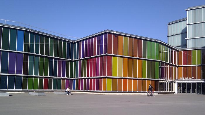 MUSAC (Museum of Contemporary Art of Castilla y León)_Spain_Davidsbeenehre