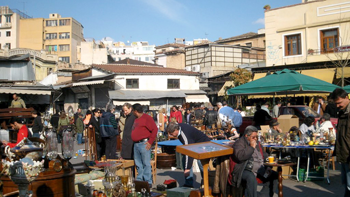 Monastiraki_Flea_Market_Athens_Greece_Europe_Davidsbeenhere