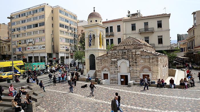 Monastiraki_Square_Athens_Greece_Europe_Davidsbeenhere
