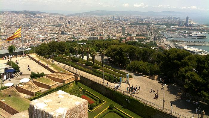 Montjuïc_Castle_Barcelona_Catalunya_Spain_Europe_Davidsbeenhere3