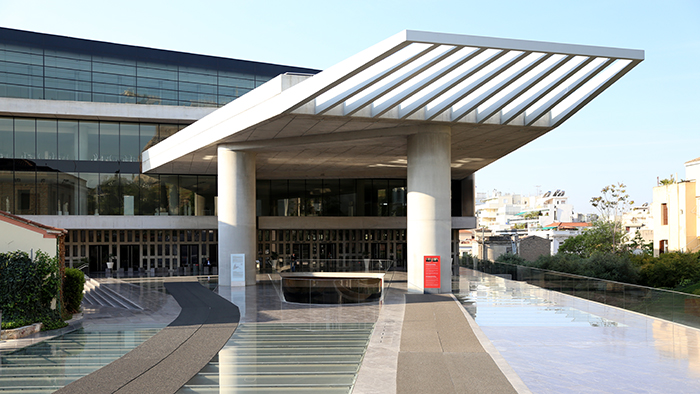 New_Acropolis_Museum_Athens_Greece_Europe_Davidsbeenhere