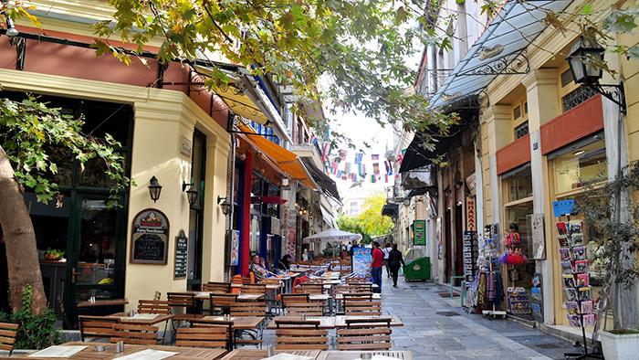 Plaka_Athens_Greece_Europe_Davidsbeenhere