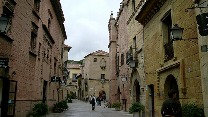 Pueblo_Español_Barcelona_Catalunya_Spain_Europe_Davidsbeenhere2