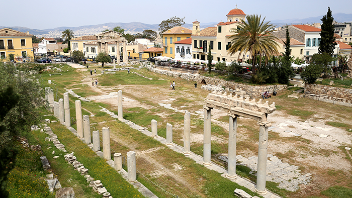 Roman_Agora_Athens_Greece_Europe_Davidsbeenhere