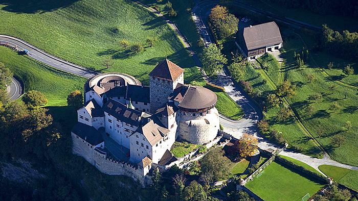 Vaduz Castle_Liechtenstein_Davidsbeenhere
