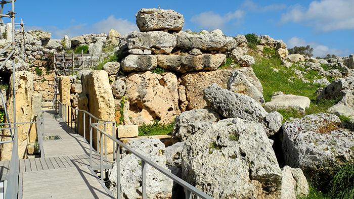 Ggantija_Temples_Gozo_Malta_Europe_Davidsbeenhere1